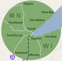 Dbs Residential Solutions Service Area Servicing Duluth